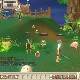 Grand Fantasia Screenshot 3